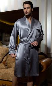 robe de chambre satin homme peignoir satin homme pour un confort inégalable lepeignoir fr