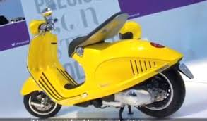 The Vespa 946 Has Used ASR Traction And ABS Braking Control 4 Stroke 125 Cc Monocylinder Engine Is An Electronic Injection Three Valve Distribution