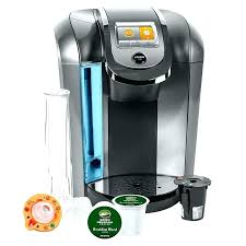 New Keurig Coffee Maker Model A Kc Single Serve K Pods Cuisinart