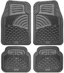 OxGord 4pc Set Tactical Heavy Duty Rubber Floor Mats - Gray, Floor ... Floor Lovely Mat Design Rubber Mats Best Queen For 2015 Ram 1500 Truck Cheap Price For Vinyl Flooring Fresh Autosun Beige Pilot Chevy Of Red Metallic Set 4pc Car Interior Hd Auto Pittsburgh Steelers Front 2 Piece Amazoncom Armor All 78990 3piece Black Heavy Duty Full Coverage 2010 Ford Ranger Allweather Season Fxible Rubber Fullcoverage Walmartcom