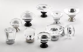 clear and color crystal knobs elevate hardware decor kbis pressroom