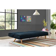 Sleeper Sofa Mattress Walmart by 9 By Novogratz Palm Springs Futon Multiple Colors Walmart Com