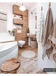 runde badematte gaile im boho style rutschfest