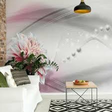 tapete vlies fototapete für wohnzimmer blumen modernes