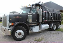 1990 Peterbilt 379 Dump Truck | Item J1216 | SOLD! July 31 C...