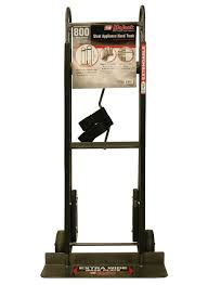 Amazon.com : MoJack 800-Pound Appliance Hand Truck (Discontinued ... Dayton 4xkj2 Vending Hand Truck 1200 Height 60 In Amazoncom Magliner 500 Lb Capacity Alinum With Vertical Loop Trucks Dollies Am Tools Equipment Rental Collapsible At Ace Hdware Yeats 59inch Dual Strap Appliance Hayneedle Dutro 1866 Walmartcom 800 Shop Lowescom New Age Industrial Stairclimber Rotatruck Youtube Milwaukee Truckhda700 The Home Depot
