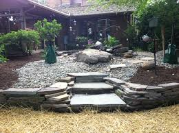 Back Yard Rock Garden | Top Quality Landscaping Inc. | Northeast ... Landscape Low Maintenance Landscaping Ideas Rock Gardens The Outdoor Living Backyard Garden Design Creative Perfect Front Yard With Rocks Small And Patio Stone Designs In River Beautiful Garden Design Flower Diy Lawn Interesting Exterior Remarkable Ideas Border 22 Awesome Wall