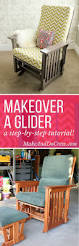 Shermag Rocking Chair Assembly by Best 25 Glider Chair Ideas On Pinterest Recover Glider Rockers