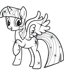 Pinky Pie Coloring Pages The Best My Little Pony Princess Twilight Sparkle Of
