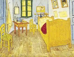The Bedroom at Arles Life of Van Gogh