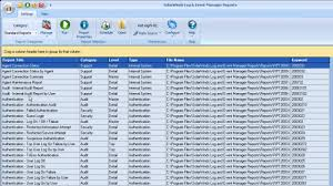 Solarwinds Web Help Desk Reports by Ad Hoc And Scheduled Reporting In Solarwinds Lem Reports Video