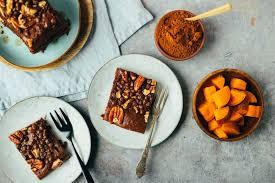 Glutenfreier Kuchen Rezept Ohne Nã Sse Süßkartoffel Brownie ölfrei Glutenfrei Vegane Vibes