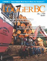 Truck LoggerBC, Fall 2017 - Volume 40, Number 3 By Truck Loggers ...