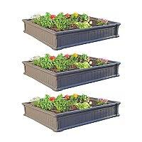 Greenland Gardener Raised Bed Garden Kit by Member U0027s Mark Raised Bed Garden Kit 42