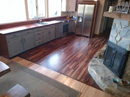 Brazilian Redwood Wood Flooring by Home