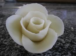 fleurs en pâte d amande claramenesafraiz
