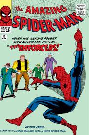 Amazing Spider Man Vol 1 10