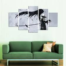 5 Panels Wall Painting Wine Art Modern Design Paintings Wall