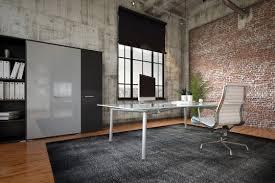 industrial arbeitszimmer ideen zum einrichten gestalten