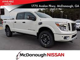 100 Used Nissan Titan Trucks For Sale New 2019 XD PRO4X 4D Crew Cab For N510419