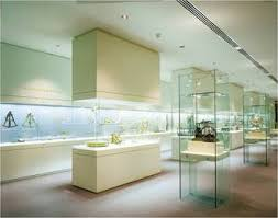 Museum Display Cases By GLASBAU HAHN Are Custom Made And Individually Designed