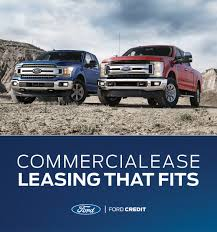 CommerciaLease | Ford Commercial Vehicle Financing | Official Site ...