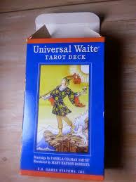 Universal Waite Tarot Deck Instructions by Healing Rain On A Sunny Day Universal Waite Tarot Review