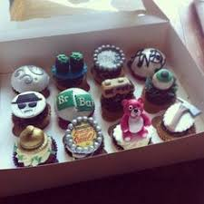 Breaking Bad Cupcakes From Lauras Little Bakery In Liverpool
