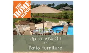 Home Depot Patio Furniture Up to  f Southern Savers
