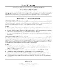Sample Resume For Instrumentation Maintenance Engineer Manager Supervisor Restaurant Intended Objective Examples Maintena
