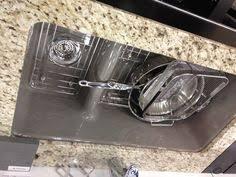 kohler langlade smart divide double basin cast iron sink kohler