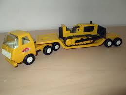 TINY TONKA SEMI TRUCK, LOW BOY TRAILER & BULLDOZER | Tonka Profit ... Toy Trucks Tonka Metal Welcome To East Texas Tonka Garage Rusty Gold 1962 Truck Cars Vintage Toys Tipper Truck Was Sold For R25000 Old Vtg Antique Usa Airforce Jeep With White Wall Toys In Shiremoor Tyne And Wear Gumtree I Restored An My Son 6 Steps With Pictures N0 308 Stake Pickup Box And Matching Trailer Value Vintage Tonka Trucks Collectors Weekly Car Carrier Sale Ebay