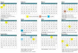 Calendario Laboral Para 2019 Actualidad EL PAÍS