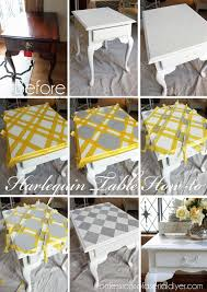 best 25 end table makeover ideas on pinterest redo end tables