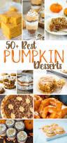 Best Pumpkin Desserts 2017 by 50 Pumpkin Desserts