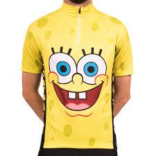 Spongebob Squarepants Bathroom Decor by Spongebob Squarepants Cycling Jersey Mens Cycling Jerseys