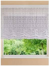 de home wohnideen gardinen stores blumenfenster