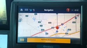 Omnitracs Copilot Navigation System Rating And Partial Review - YouTube