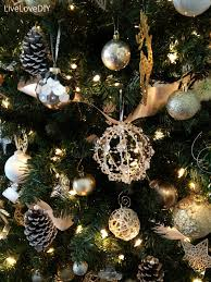 Kinds Of Christmas Tree Ornaments by Livelovediy How To Shop At A Thrift Store For Christmas Decor