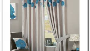 curtains teal brown curtains amiably curtains in living room