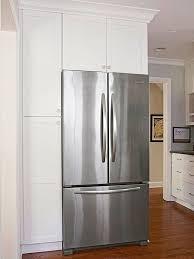 Standard Kitchen Overhead Cabinet Depth by Best 25 Cabinet Depth Refrigerator Ideas On Pinterest Built In