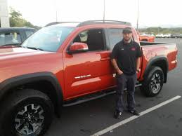 100 Robertson Truck Sales Adam Is The Proud New Owner Of This 2017 Toyota Tacoma