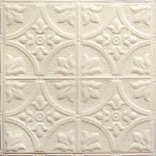 buy new tin ceiling tiles with many different paint effects to