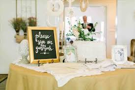 Bash In The Smoky Mountains Athens Ga Mason Country Rustic Wedding Welcome Table