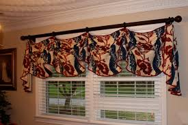 This Is The Dining Room Valance It 88 Inches Long On