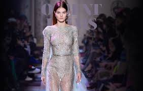 Elie Saab Spring summer 2018 Couture
