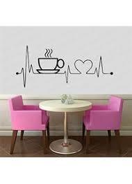 wandaufkleber ich liebe kaffee wandtattoo küche esszimmer