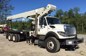 100 Boom Truck 27t National 9105H Crane SOLD S Material Handlers