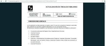 Carta Poder Anses Version 11 Apanageetcom
