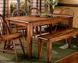 Beauteous Berringer Dining Table By Ashley Furniture Tenpenny Rectangle Kitchen D